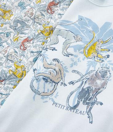 Due t-shirts bambino maniche corte