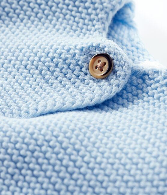 Cardigan bebè in tricot 100% cotone TOUDOU