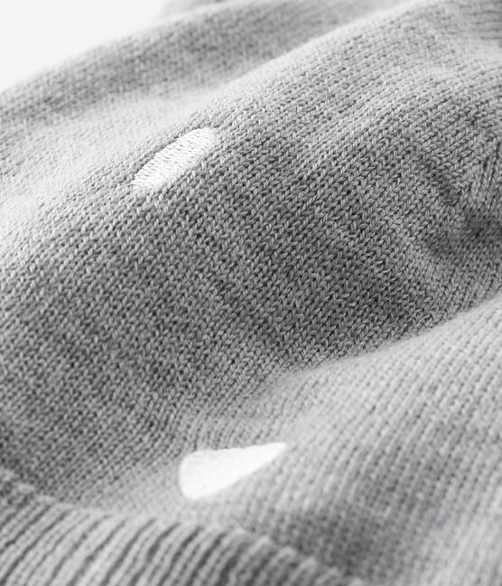 Cappellino bebé unisex grigio Subway