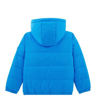 Piumino bambino unisex blu Wave