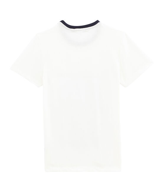 tee-shirtdonna maniche corte bianco Marshmallow / bianco Multico
