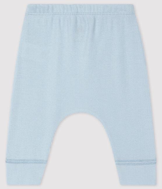 Leggings bebè blu Fraicheur