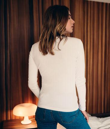 tee-shirtdonna maniche lunghe