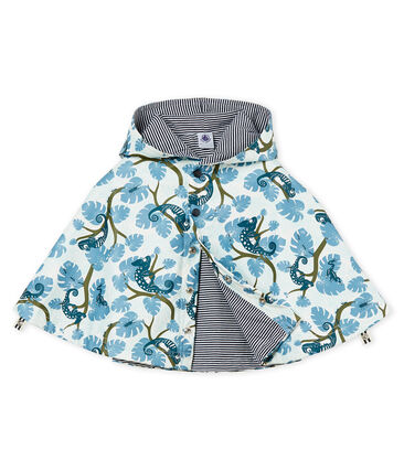 Mantellina da pioggia fantasia neonato unisex