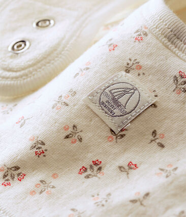 Bavaglino bebé unisex in tubique stampato