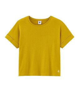 T-shirt a maniche corte bambina