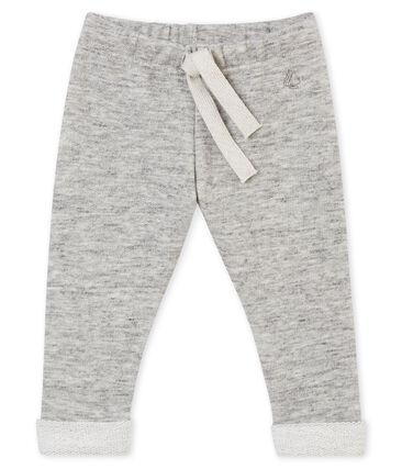 Pantalone in molleton per bebé maschio