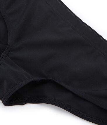 Parte sotto per costume da bagno nero Noir