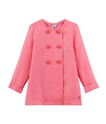Giacca bambina rosa Cupcake