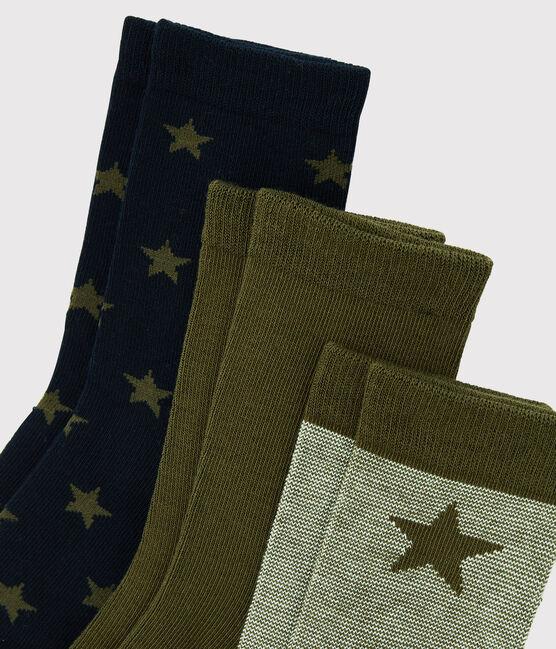 Confezione da paia di calzini ragazzo lotto .