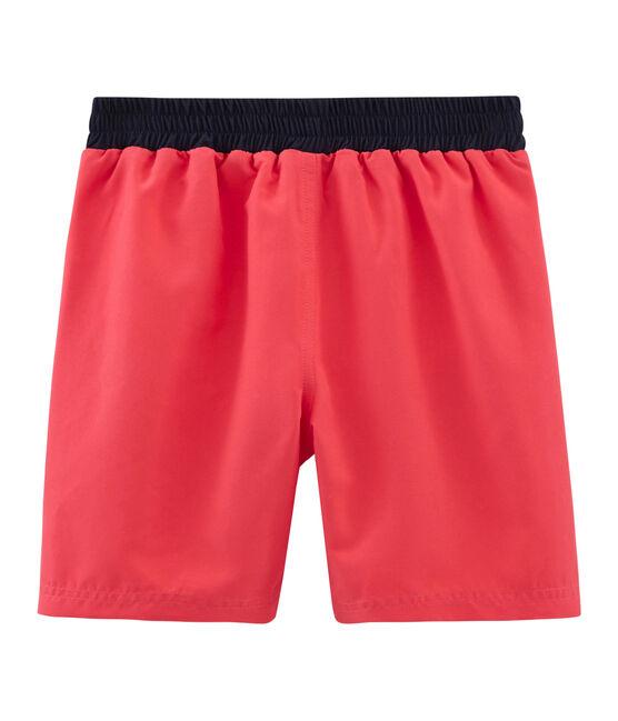 Short da spiaggia bambino rosa Groseiller