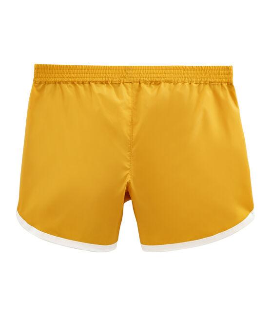 Short bambina giallo Boudor