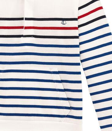 tee-shirtmaniche lunghe con cappuccio