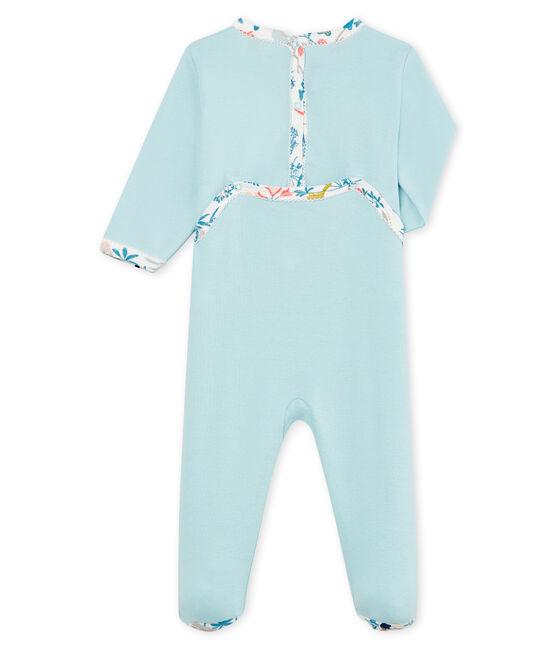 Tutina pigiama bambina a costine CRYSTAL