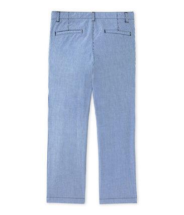 Pantaloni chino bambino a righe