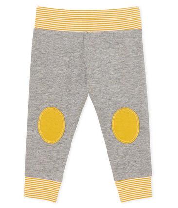 Pantalone bebè in tubique grigio Subway