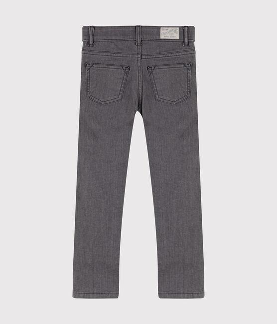 Pantalone in denim bambino GRIS MOYEN