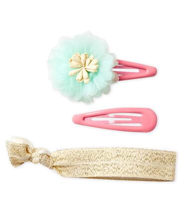 Lotto accessori per capelli bambina lotto .