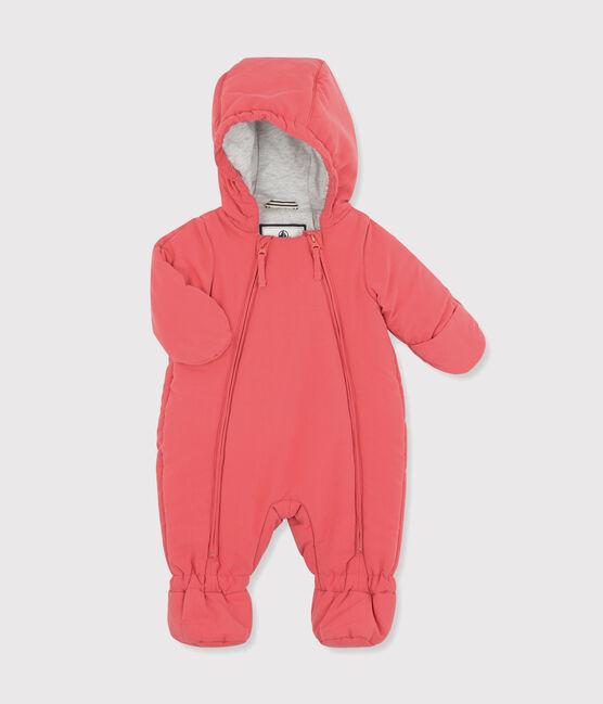 Tutina pilota bebè femmina/maschietto rosa Cosmetique