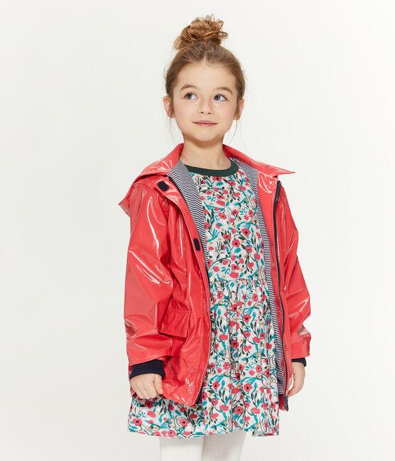 Cerata bambina in vernice rosso Signal