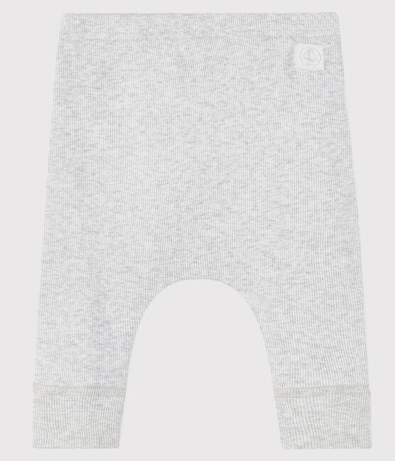 Leggings bebè grigio Beluga