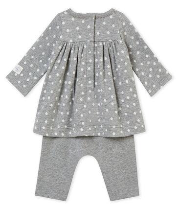 Abito leggings per bebé femmina