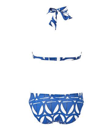Costume da bagno 2 pezzi donna stampato