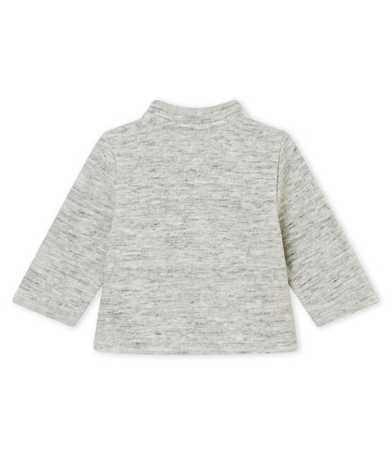 Cardigan per bebé femmina grigio Gris