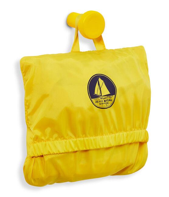 Giacca a vento bebé unisex gialla giallo Jaune