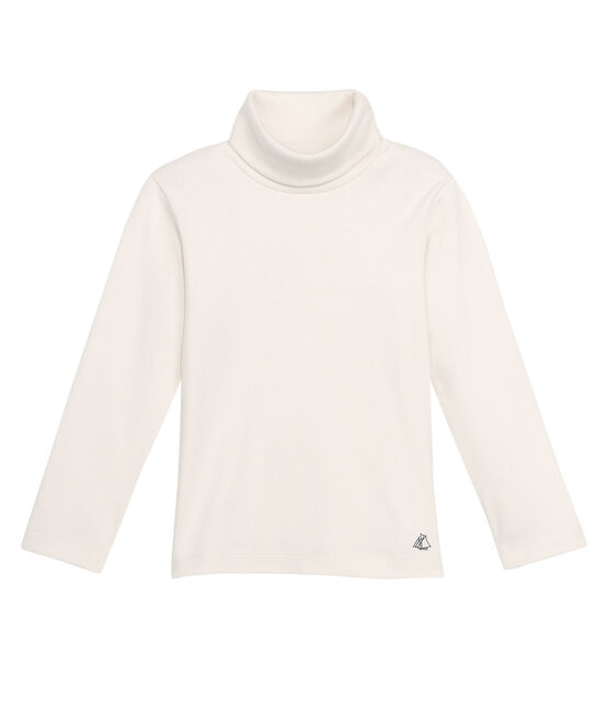 Sottogiacca a tinta unita bambino unisex beige Coquille