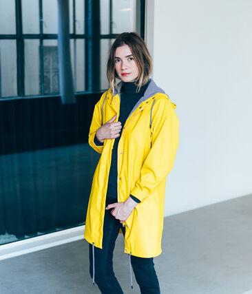 cerata parka donna giallo Jaune