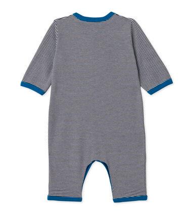 Tutina per bebé maschio a righe