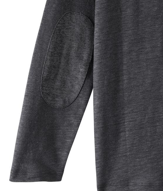 T-shirt per bambina grigio Maki / grigio Argent