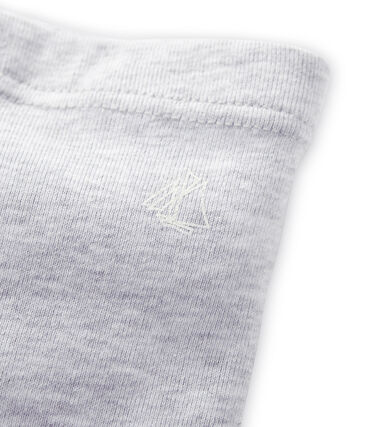 Leggings per bebè femmina grigio Poussiere Chine