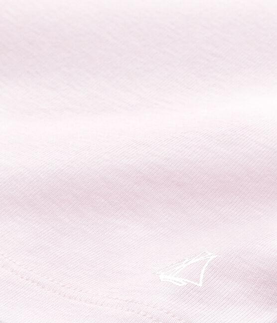 Canotta bambina rosa Vienne