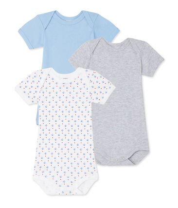 Lotto di 3 bodies bebè bambino