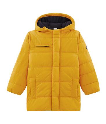Piumino bambino giallo Boudor