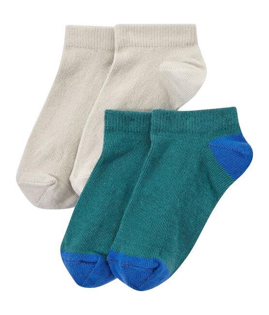 Lotto di 2 paia di calzini bambino lotto .