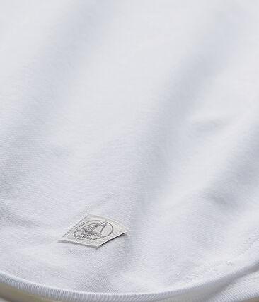 Copertina bebé unisex bianco Ecume