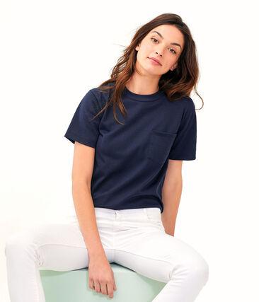 T-shirt unisex blu Haddock