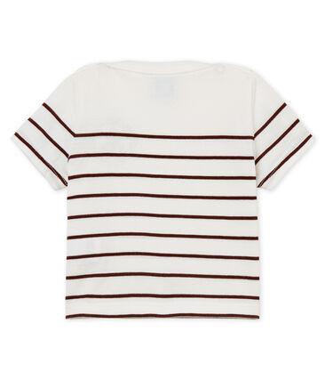 T-shirt mc a righe bebè maschietto