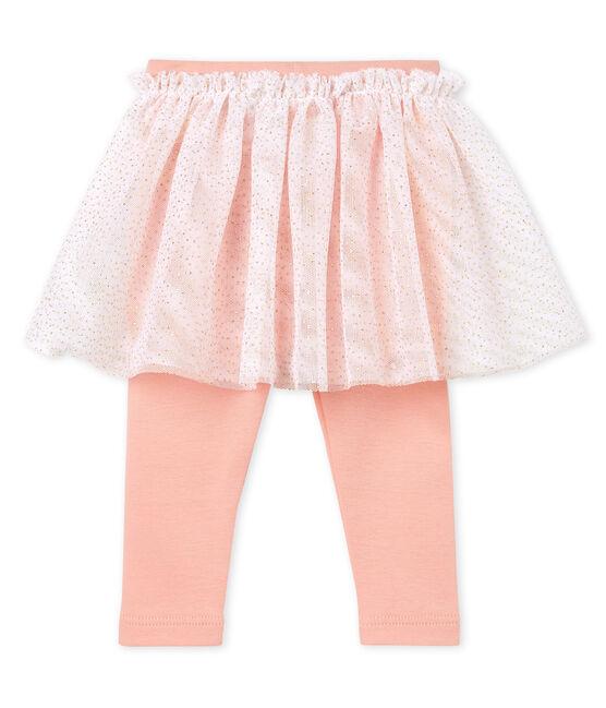 Gonna legging bambina rosa Rosako / rosa Copper