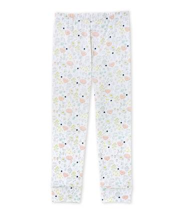 Pantaloni da pigiama per bambina da coordinare