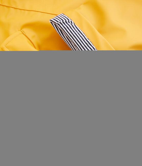 Parka oversize donna giallo Boudor