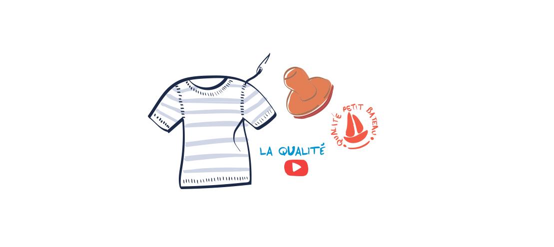 Video Savoir Faire Qualite Petit Bateau