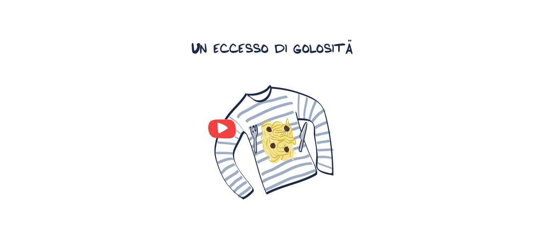 Video Seconda Vita Un eccesso di golositä Petit Bateau