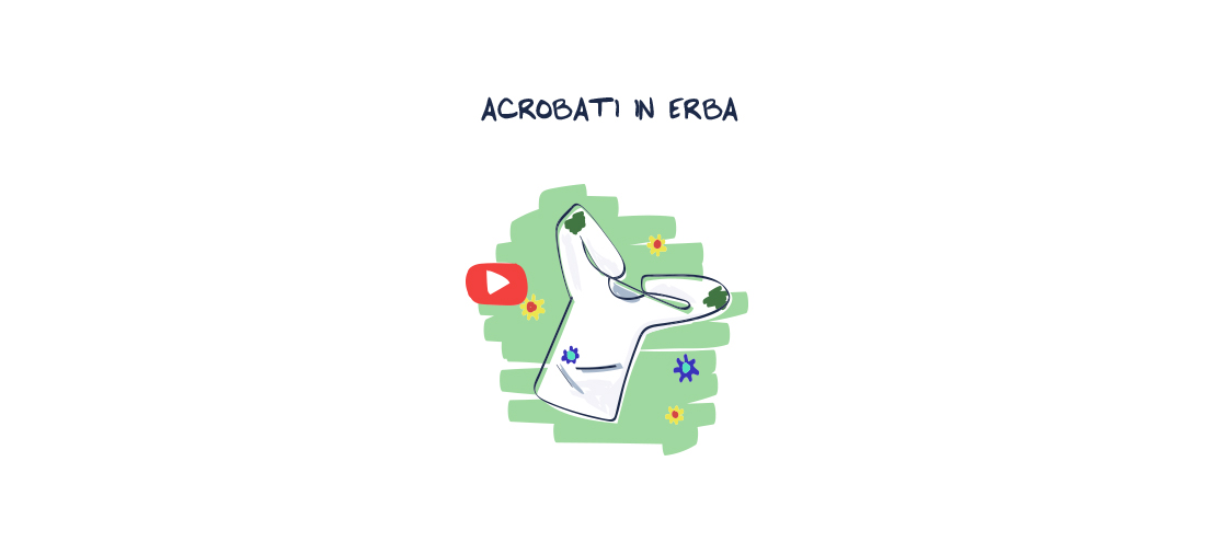 Video SSeconda Vita Acrobati in erba Petit Bateau