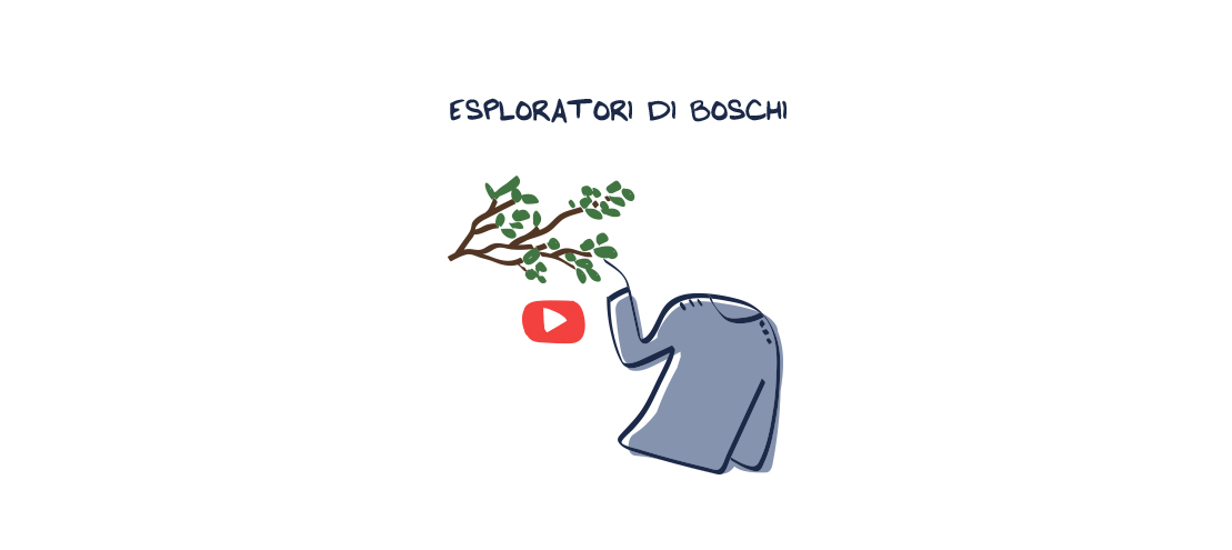 Video Seconda Vita Esploratori di boschi Petit Bateau